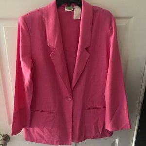 Pink in Love Blazer
